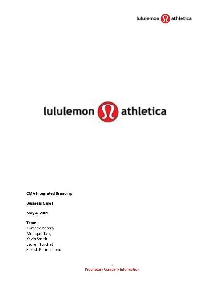 lululemon case study hbr