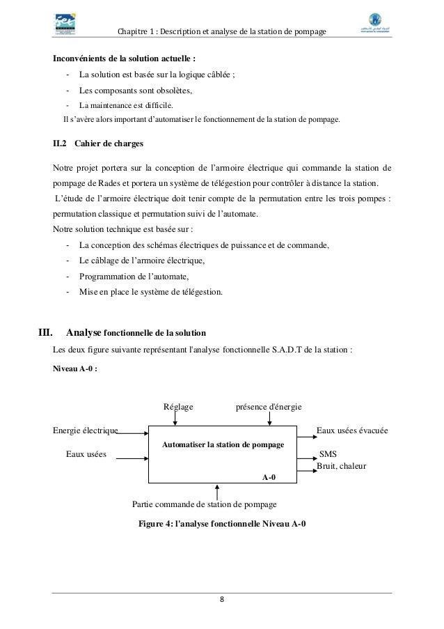 exemple de cahier de charge d un projet electrique pdf