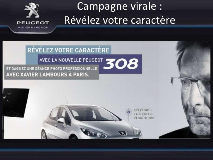 Campagnes blogueurs   Promotion de la 308CC      Invitation des blogueurs leaders d'influence de Forum-Peugeot à essayer...