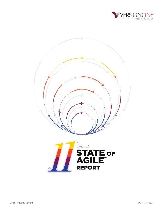 VERSIONONE.COM #StateOfAgile
