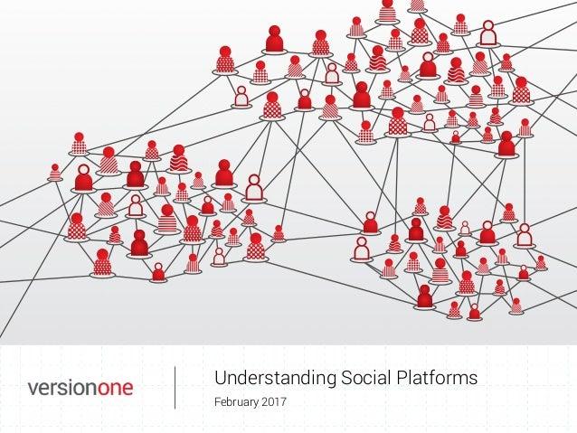 Understanding Social Platforms February 2017