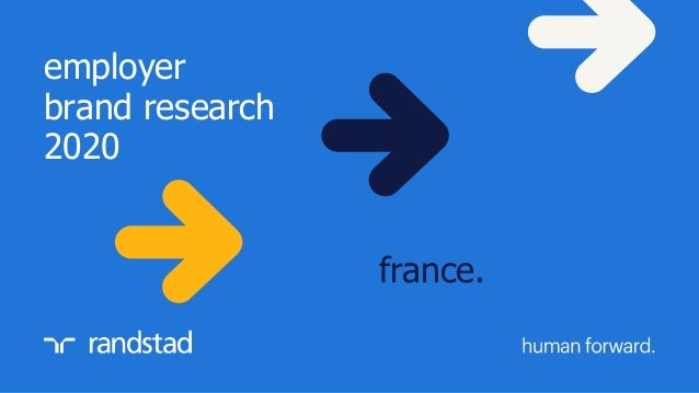 employer brand research 2020 • france.