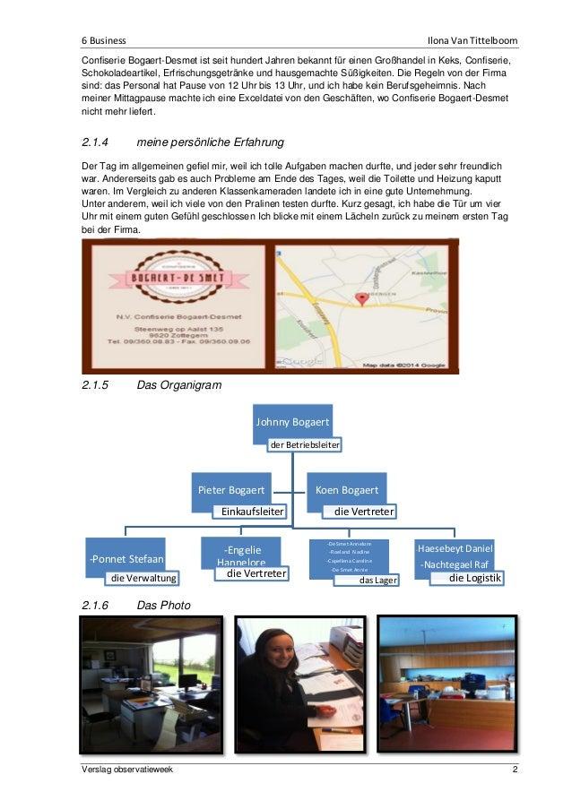Verslag observatieperiode  Slide 2