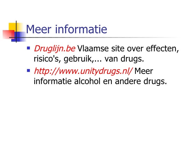 leverbeschadiging door alcohol