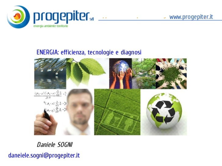 Approccio consapevole alla gestione dellenergia                                                                 www.progep...