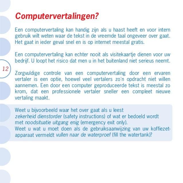 vertaalprogramma engels nederlands tekst