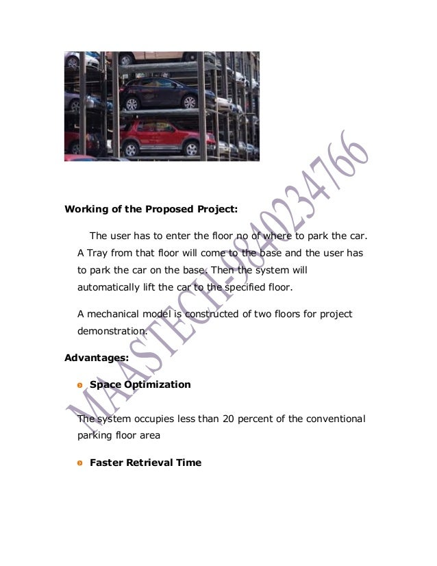 multi level car park system project Pari- automated car parking system an ideal solution for todays city parking and traffic problems pari auto parking system offers utmost efficiency, convenience.