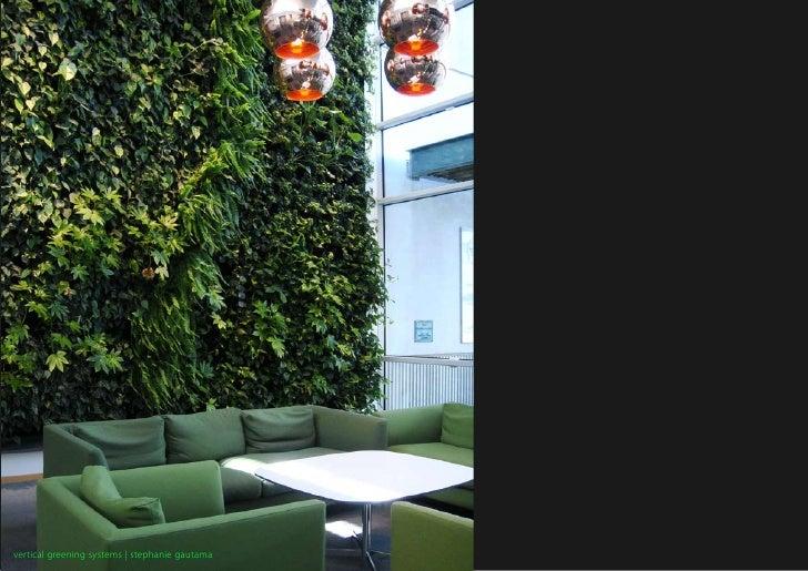 vertical greening systems   stephanie gautama