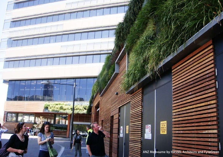 vertical greening systems   stephanie gautama   ANZ Melbourne by HASSEL Architects and FytoGreen