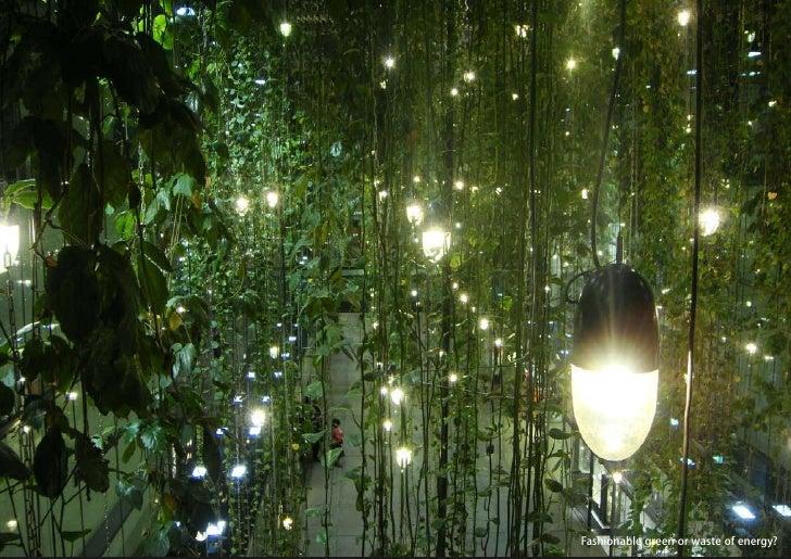 vertical greening systems   stephanie gautama   Fashionable green or waste of energy?
