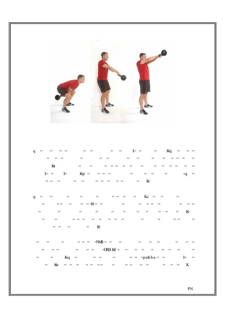 Kettlebell Swings – A great vertical jump exerciseThe third kind of explosive lift mentioned was loaded, or resisted jumps...