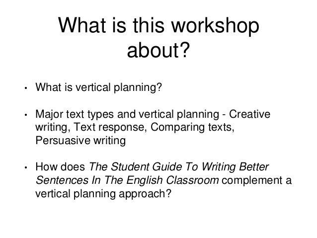 Vertical Planning Slide 3
