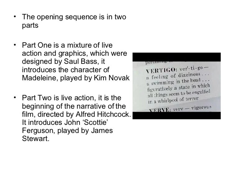 an analysis of the opening sequence Atonement (2007), directed by joe wright based on the novel by ian mcewan the first sound while the title sequence is still playing is the loading of a typewriter the font of the title sequence matches with the typewriting font the opening shot is a country villa of early to mid.