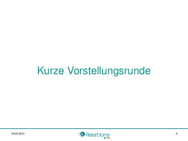 Vertrieb muss am Kundenwert orientiert sein Georg Blum_bwcon_20140402 Slide 3