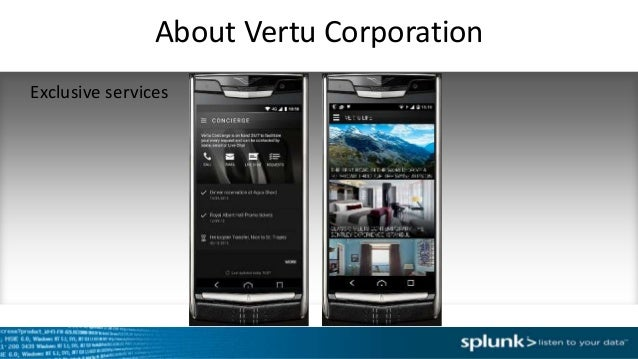 Vertu's Digital Transformation