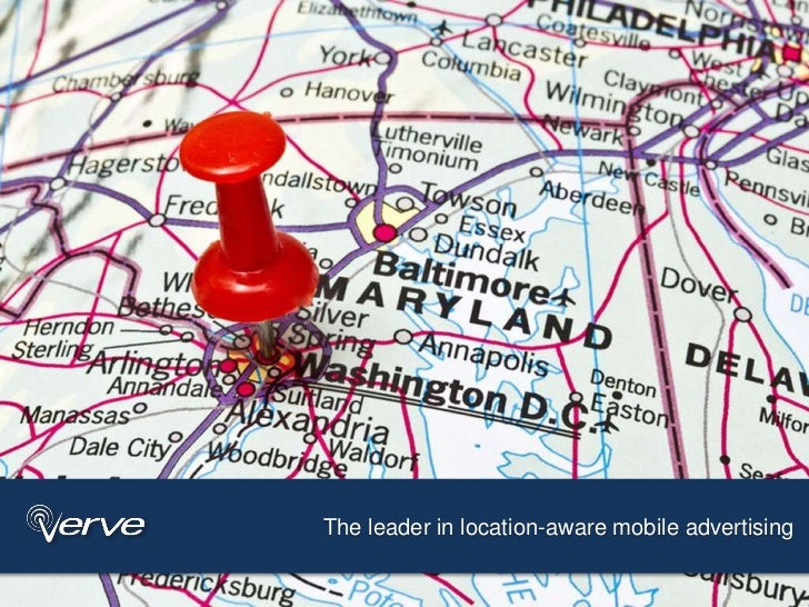 The leader in location-aware mobile advertising