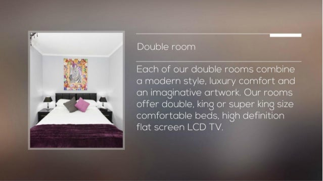 Verve hotel a luxury boutique hotel in bed ford