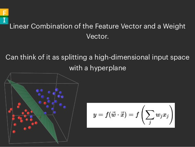 Generative models attempt to model the conditional probability function of an Observation Vector given a Classification. E...