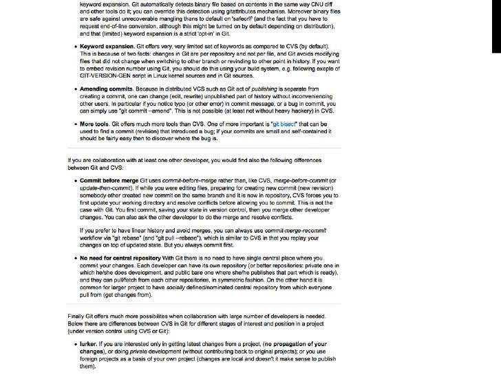 GIT  Dokumentace a komunita             www.stackoverflow.com/questions/tagged/git                                        ...