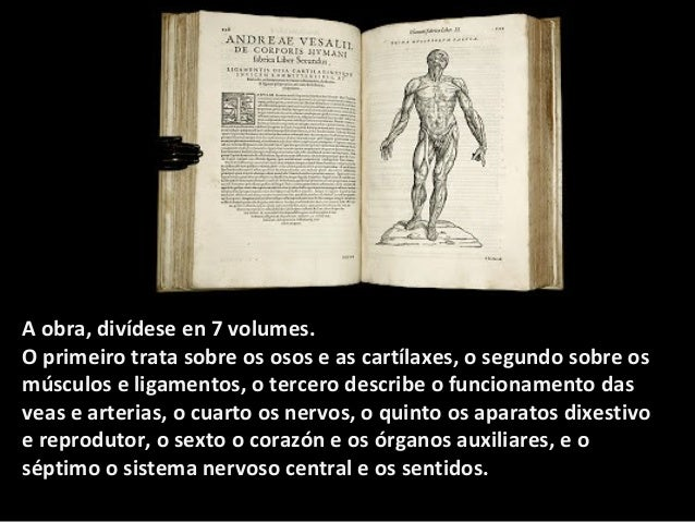 Decembro 2014, 500 aniversario do nacemento de Vesalio