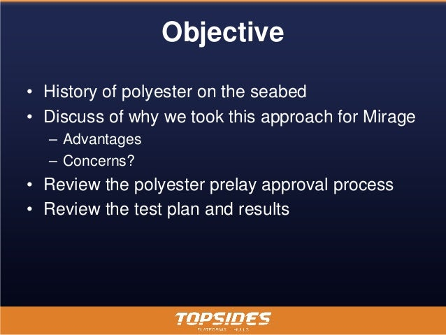 Veselis   tph presentation - jan 2013 Slide 2