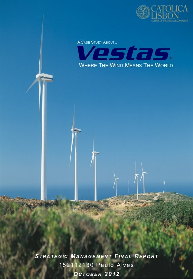 Vestas Wind Systems' Acquisition of UpWind Solutions