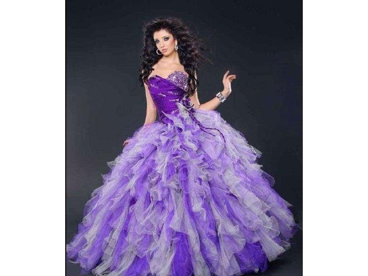a86d2f81a Tu Vestido de 15 Años  Vestidos de 15 Años 2015 Colores - Variados.