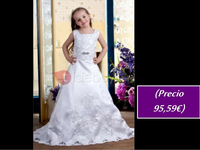 Precios de vestidos de comunion