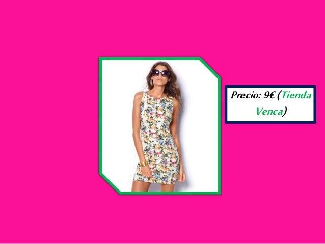 Vestidos de verano baratos y bonitos for Armarios bonitos y baratos
