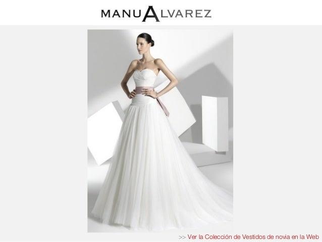 manu Álvarez | colección vestidos de novia 2013