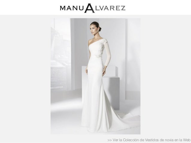 f75626dcff17f Ver la Colección de Vestidos de novia en la Web ...