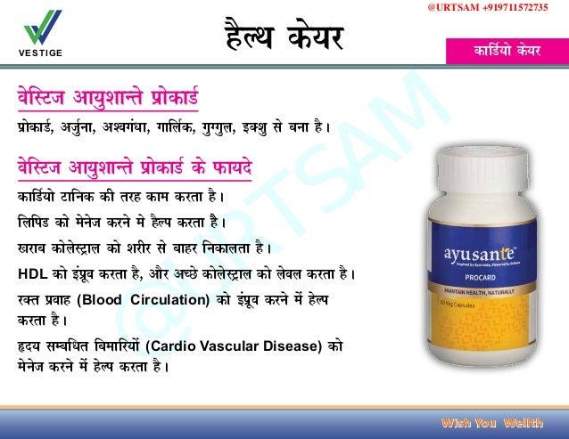 Vestige Marketing Success Business Plan in Hindi    Free