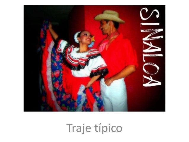 SinaloaTraje típico