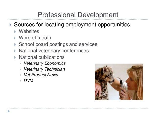 Vet 2300  professional development week 12 Slide 3