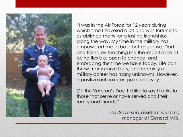 """I was in the Air Force for 12 years during  which time I traveled a lot and was fortune to  established many long-lasting..."