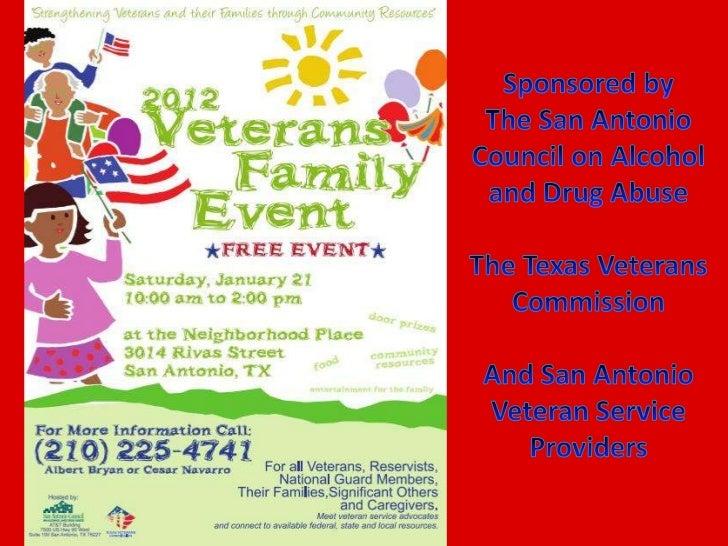 Participating Service Providers•   Concordia University                             •   Department of Veterans Affairs-Hea...