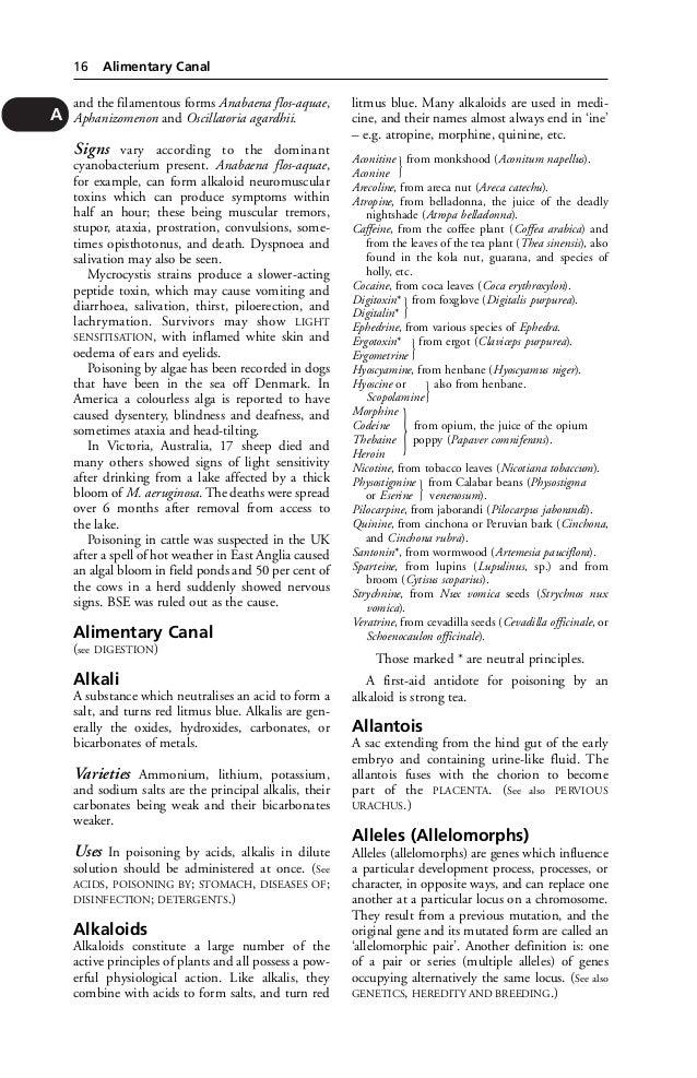 Veterinary dictionary _21st_edition