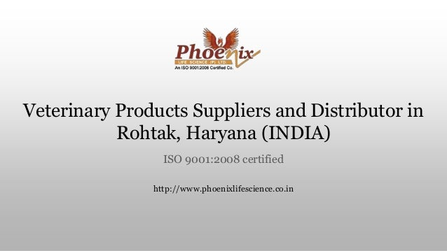 Veterinary products suppliers and distributor in Rohtak (india)