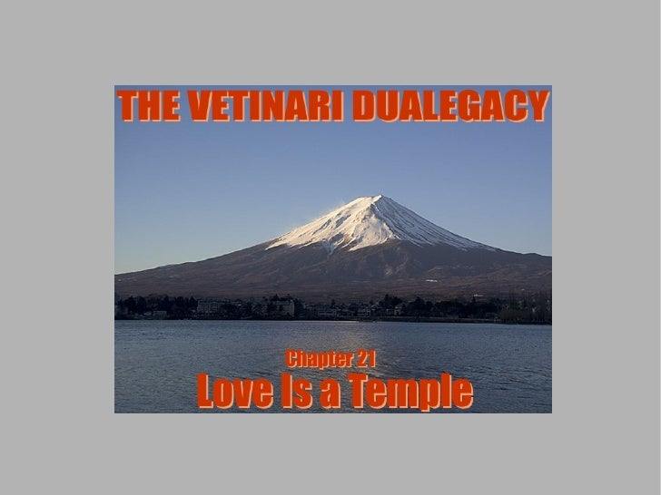 Welcome back to the Vetinari Dualegacy! This is Chapter 21: Love Is a Temple, and officially marks the beginning of Gen 7'...