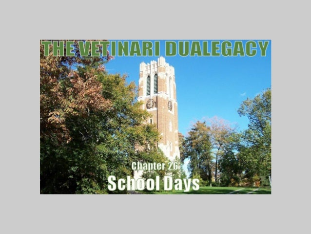 Welcome back to the Vetinari Dualegacy! This is Chapter 26: School Days!And were at college! The most exciting thing for m...