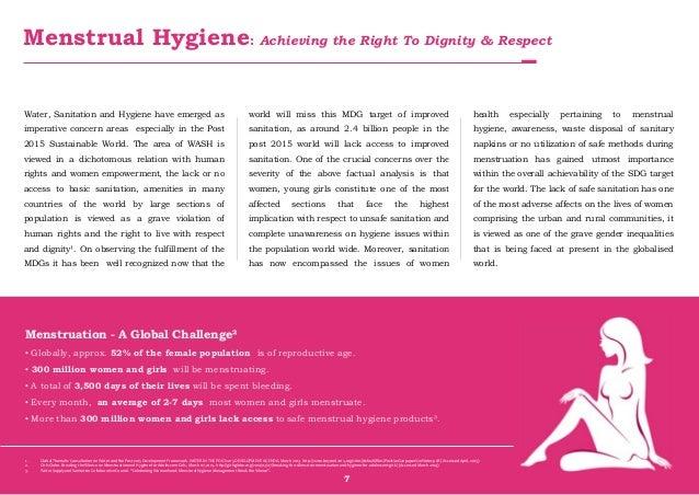 Bringing Empowerment To Women Through Menstrual Hygiene