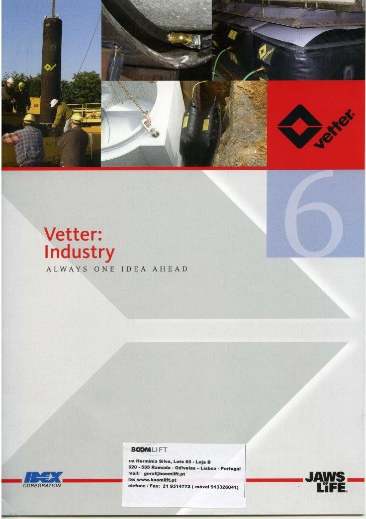 Vetter industry6 - BOOMLIFT - Portugal