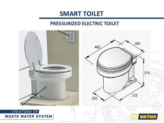Vetus Smart Toilet