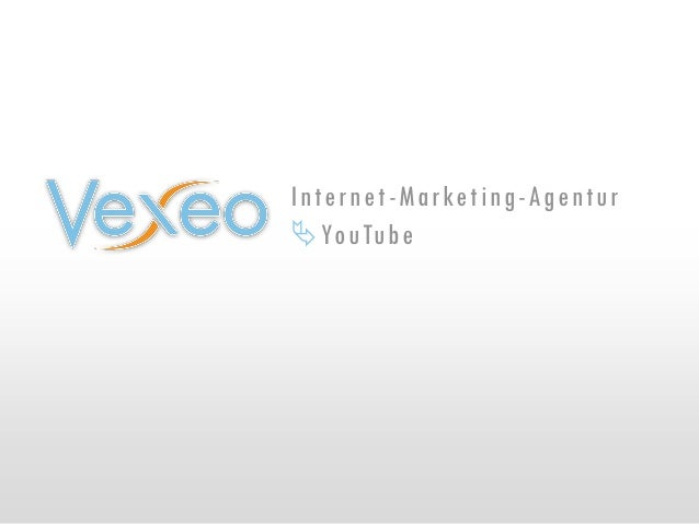 Internet-Marketing-Agentur YouTube