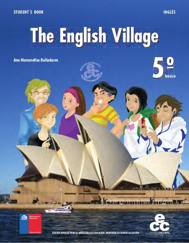 The English Village 5 Student S Book
