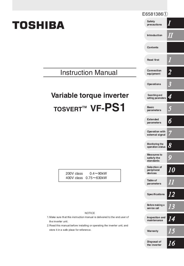 vf ps1 instruction manual rh slideshare net