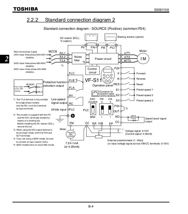Toshiba vf s11 wiring diagram complete wiring diagrams vf s11 instruction manual rh slideshare net toshiba transistor inverter toshiba vf s11 manual asfbconference2016 Image collections