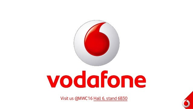 Visit us @MWC16 Hall 6, stand 6B30