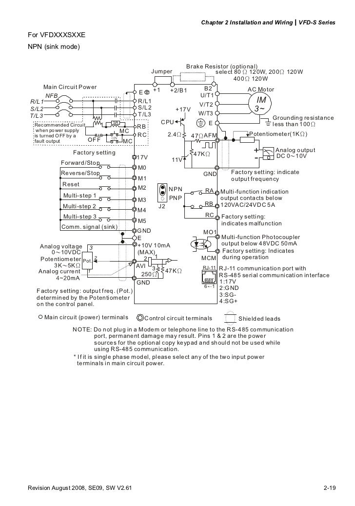 Vfd Wiring Potentiometer vfd variable frequency drive vfd ... on
