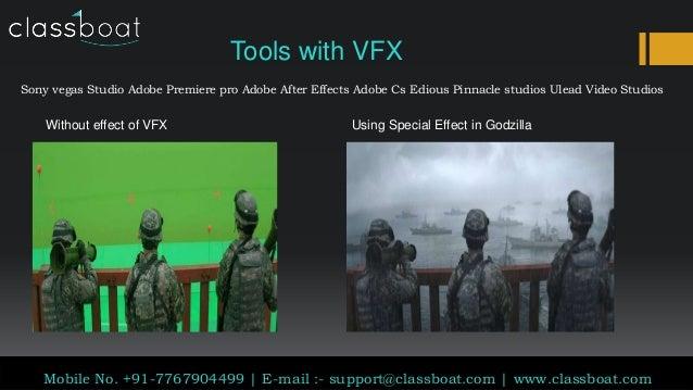 VFX classes in Pune